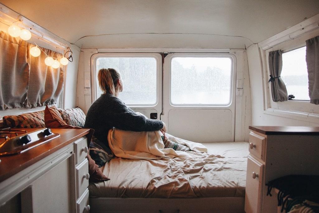 Cómo camperizar una furgoneta de forma casera
